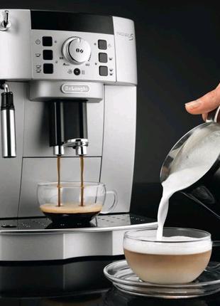 Аренда кофемашины, кофе-аппаратов, установка Saeco, Delonghi