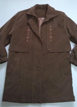 Зимняя женская куртка размер м ( наш 50)