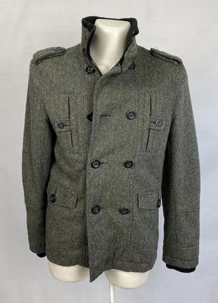 Пальто стильное tom wolfe