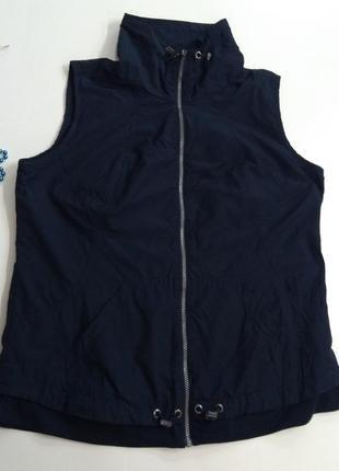 Женская жилетка \ безрукавка размер 44