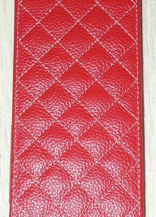 Чехол Avatti для Sony D6603 Z3 красный 0117