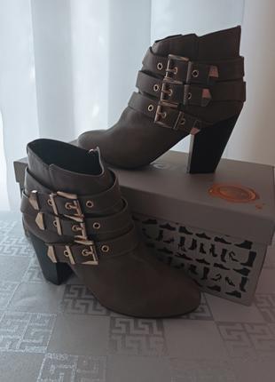 Ботинки женские бренд вodyflirt . германия