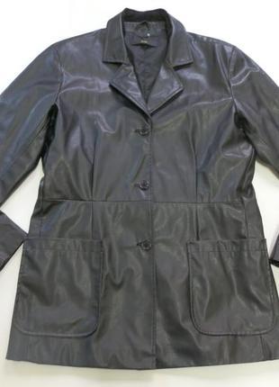 Куртка женская на пуговицах размер l