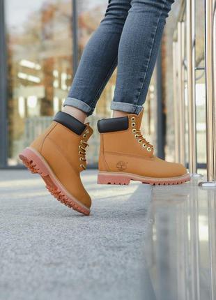 Timberland 🍏 женские мужские ботинки тимберленд
