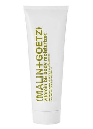 Увлажняющий крем для тела с витамином b5 malin+goetz vitamin b...