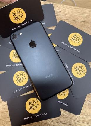 IPhone 7 32/128 black Гарантия trade in 8/7+/8+/x/xs/xr/max/plus