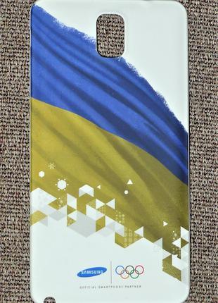 Чехол Samsung для N9000 Note 3 et-bn900ssegru Оригинал! 0146