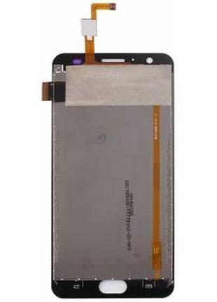 Дисплейный модуль Oukitel K6000 Plus white + touchscreen