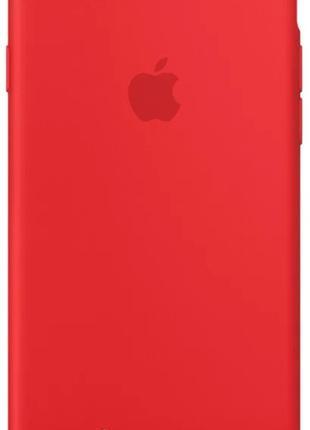 Силиконовый чехол бампер Silicone Case для iPhone 8