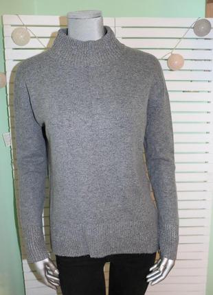 Серый гольф свитер esprit
