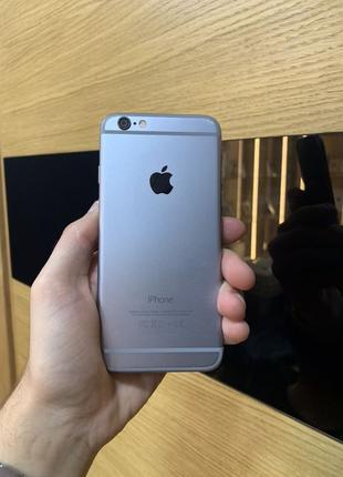 IPhone 6/6S 16/64Gb Space Gray/Gold/Rose Neverlock Гарантия|Ра...