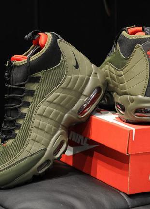 Nike air max 95 sneakerboot кроссовки