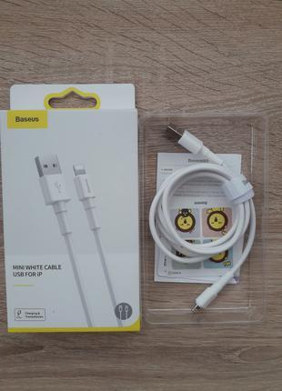 USB Кабель Micro TypeC Lightning iPhone Baseus
