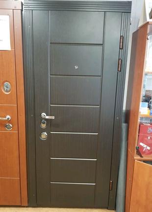 Входная дверь отличного качества