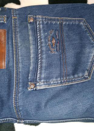 Мужские зимние джинсы