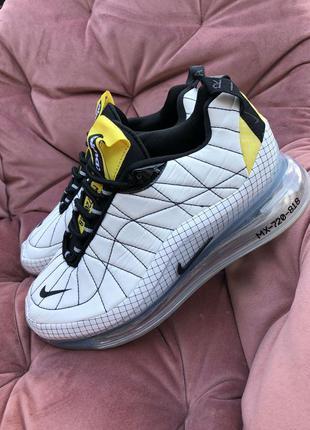 Кросівки nike air max 720 білі