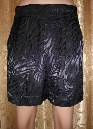🌹🌹🌹легкие женские короткие черные шорты в бельевом стиле h&m🌹🌹🌹