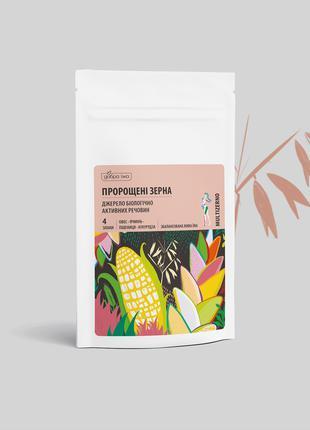 Пророщенные зерна   источник биологически активных веществ
