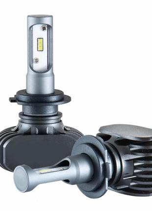 LED лампа Winso H7 6000K 4000LM 12/24V (2шт)