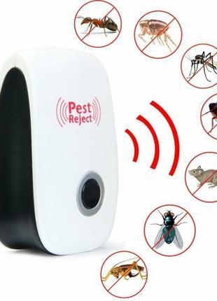 Ультразвуковой отпугиватель грызунов,комаров,мух,тараканов,моли