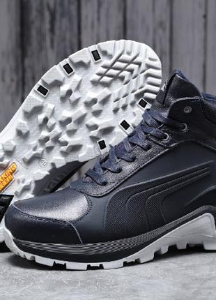Зимние кроссовки с мехом Puma G-Step