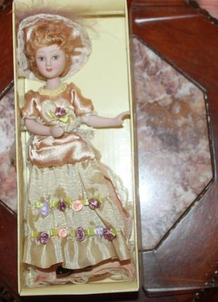 Кукла интерьерная коллекционная