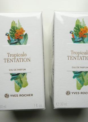 Туалетная вода Tropicale Tentation 30ml  от Ив Роше