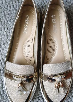 Балетки.  Туфли. Лофери.