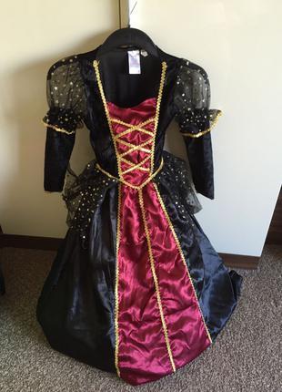 Платье для карнавала