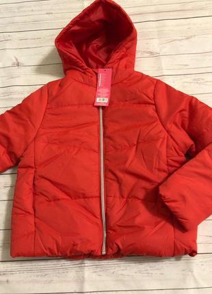 Красивая куртка для девочки пепко pepco 164 размер 450 грн