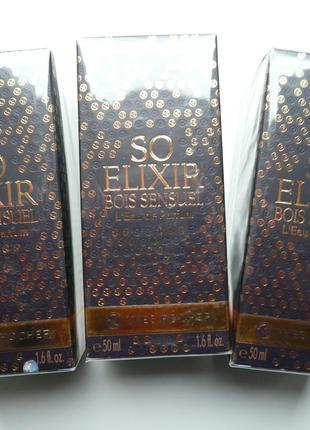 Парфюмерная вода So Elixir Bois Sensuel 50ml от Ив Роше