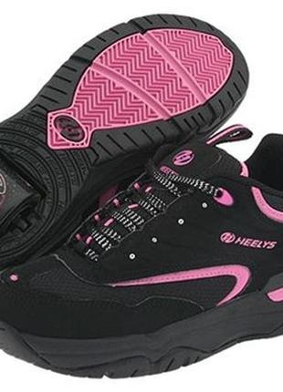 Heelys 9119 роликовые кроссовки ролики 21 см стелька