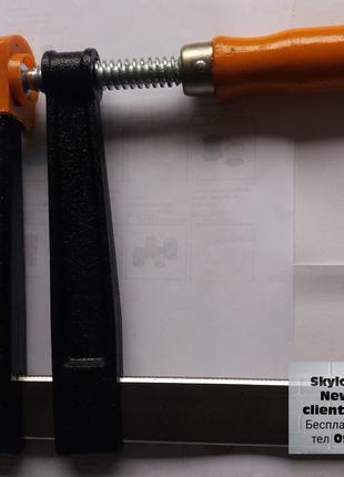 Струбцина столярная тип F 300×120мм GRAD (4242665)