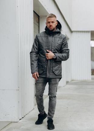 Мужская зимняя куртка/ парка primers