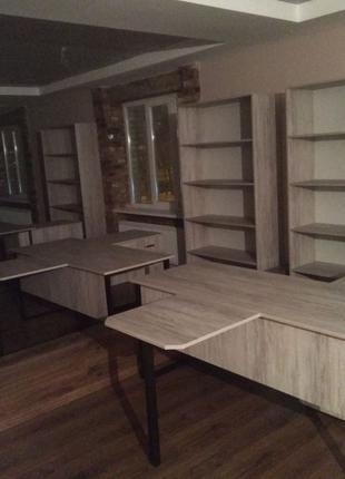 Офисная мебель в стиле Лофт