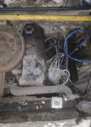 Двигатель ваз 2101 в комплекте с новесним