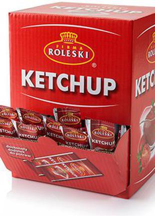 Roleski кетчуп томатный сашет 15мл/100шт