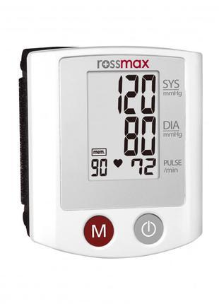 Тонометр автоматический на запястье Rossmax S150