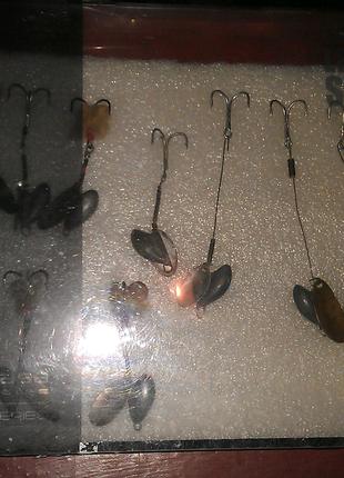 Набор рыболовный блесен