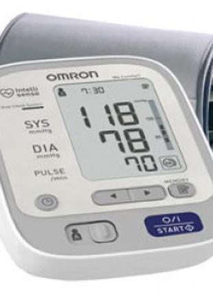 Тонометр автоматический OMRON M6 Comfort с  каркасной манжетой