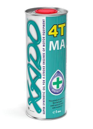Моторное масло Xado Atomic Oil 10w40 4T MA 1л