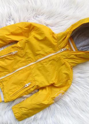 Куртка парка с капюшоном zara