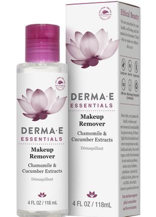 Средство для снятия макияжа Derma E США