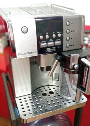Автоматическая кофеварка Delonghi PrimaDonna (ESAM 6600)