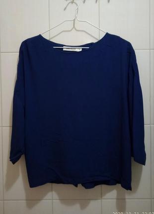 Carin wester: блуза с разрезом на спине