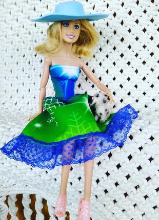 Одежда платья для куклы Барби