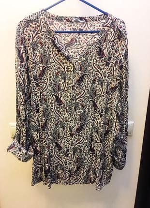 Рубашка блуза вайкики