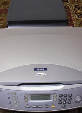 МФУ Epson Stylus CX6600 (принтер/сканер/копир)