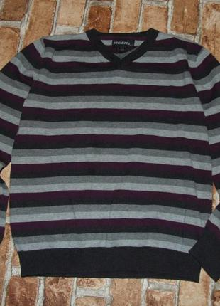 Кофта свитер котон вязка 11-12 лет rebel