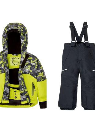 Комбинезон crivit р. 98-104 германия, термо, лыжный костюм, ме...